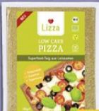 Low Carb Bio-Pizza-Teig von Lizza