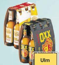 Oxx Lager von Gold Ochsen