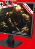 UHD 4K Gaming Monitor MG28UQ von Asus