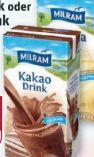 Kakao Drink von Milram