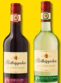 Qualitätswein von Rotkäppchen