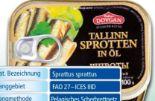 Tallinn Sprotten in Öl von Dovgan