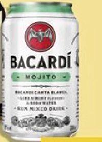 Mojito von Bacardi
