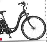 Alu-Elektro-City-Bike von Prophete