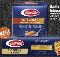 Integrale-Teigwaren von Barilla