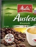 Kaffee-Pads von Melitta