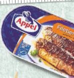 Filetierte Bratheringe von Appel