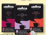 Kaffeekapseln von Lavazza