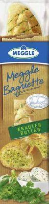 Kräuterbaguette von Meggle