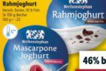Mascarpone Joghurt von Weihenstephan