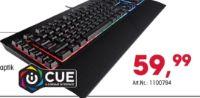 Gaming Tastatur K55 RGB von Corsair