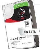 IronWolf Pro 3,5 Nas Festplatte von Seagate