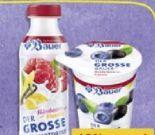 Fruchtjoghurt von Bauer