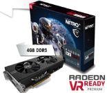 Nitro+ Radeon RX570 4GD5 Gaming Grafikkarte von Sapphire