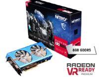 Radeon RX590 Nitro+ Special Edition Gaming Grafikkarte von Sapphire