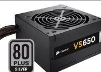550W VS Series 80 Plus Silber Netzteil von Corsair