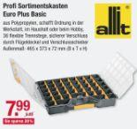 Profi Sortimentskasten Euro Plus Basic von allit