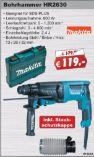 Bohrhammer HR2630 von Makita