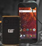 Outdoor Smartphone S61 von CAT