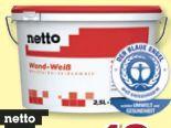 Wand-Weiß von Netto