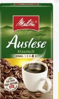Café Auslese von Melitta