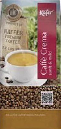 Caffè Crema von Käfer Kaffee