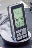 Funk-Grill-Thermometer von Quigg