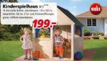 Kinderspielhaus 815 von Weka