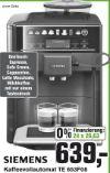 Kaffeevollautomat TE653F08 von Bosch