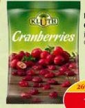 Cranberries von Kluth