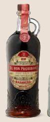 Rum von El Ron Prohibido