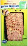 Bio Pizza-Fleischkäse von Martinshof