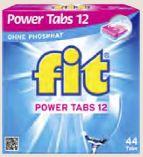 Spülmaschinen-Tabs XL von Fit