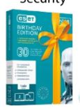 Internet Security Birthday Edition V2018 von ESET
