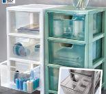 Schubladenturm aus Kunststoff von Easy Home