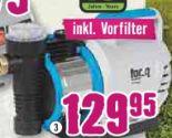 Gartenpumpe FQ-GP 3.200 von for_q