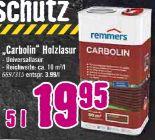 Holzlasur Carbolin von Remmers
