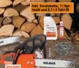 Benzin-Kettensäge PS-32CA35X von Dolmar