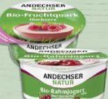 Bio Rahmjogurt von Andechser Natur