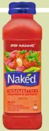 Smoothie von Naked Smoothie