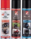 Fahrradsprays von Top Velo