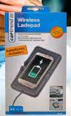 Wireless Ladepad von Cartrend