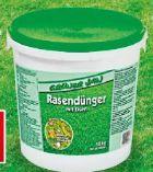 Rasendünger mit Eisen von Grüner Jan