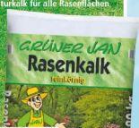 Rasenkalk von Grüner Jan