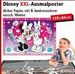 XXL-Ausmalposter von Disney