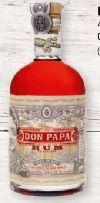 Rum von Don Papa