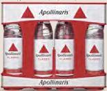 Classic Mineralwasser von Apollinaris