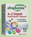 A-Z Depot von Altapharma