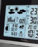 Wetterstation WS6762 von Techno Line