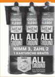 Montagekleber Allground Turbo von MEM